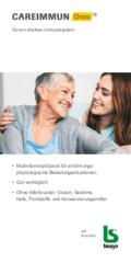 CAREIMMUN Onco® - für ein starkes Immunsystem