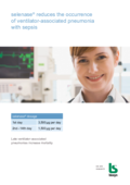 selenase® reduces the occurrence of ventilator-associated pneumonia with sepsis