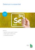 Selenium is essential