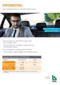 THYMVITAL® - Consumer information