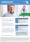 IMMUCOTHEL® - Therapy scheme for superficial urinary bladder carcinoma (A4)