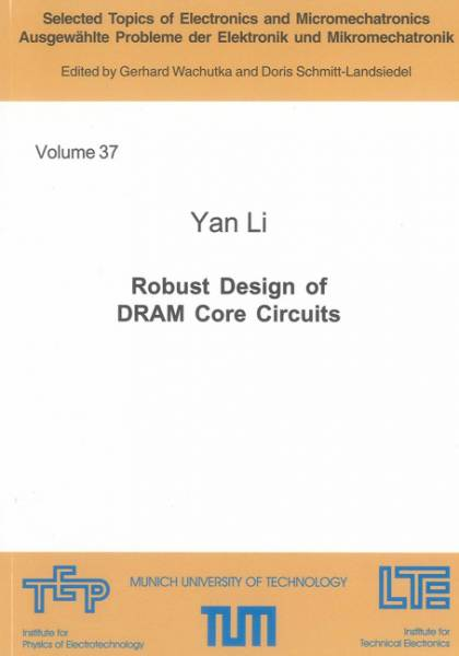 Robust Design of DRAM Core Circuits: Yield Estimation and Analysis by A Statistical Design Approach