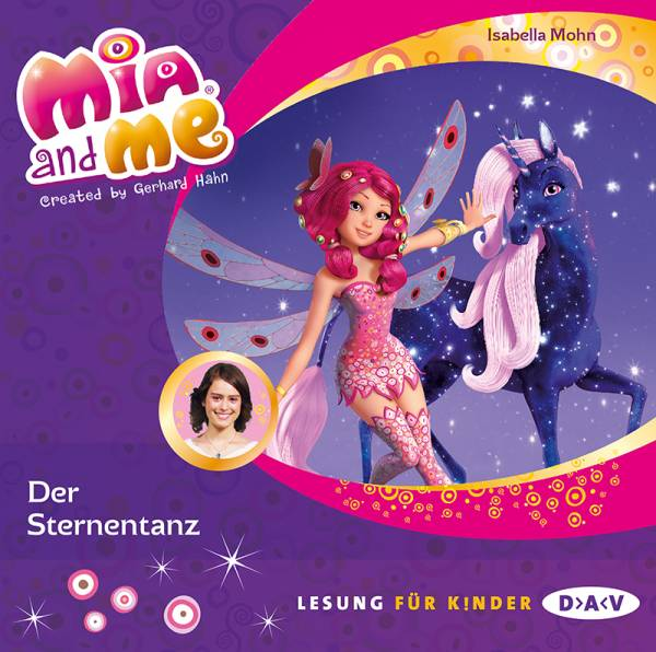 Mia and me - Teil 18: Der Sternentanz (1 CD) - Mia and me
