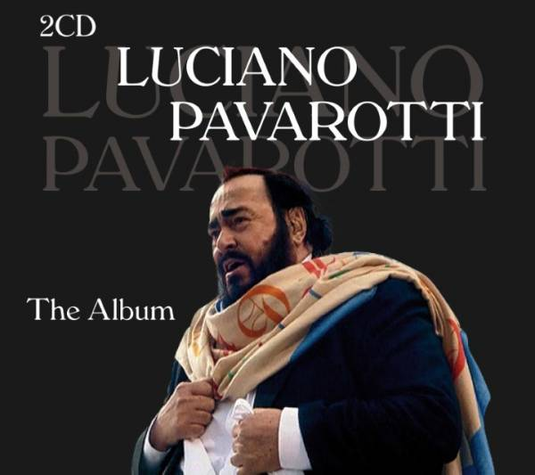 Luciano Pavarotti-the Album