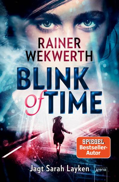 Blink of Time - Jagt Sarah Layken: