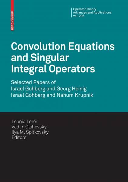 Convolution and Singular Integral Equations