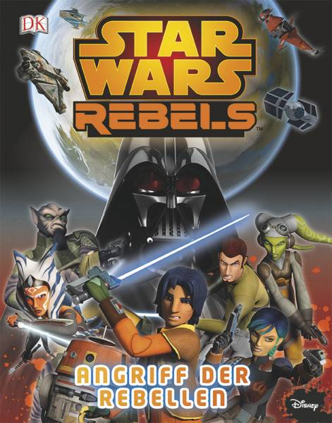 Star Wars Rebels™ Angriff der Rebellen