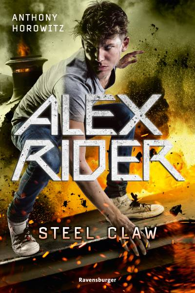 Alex Rider, Band 10: Steel Claw