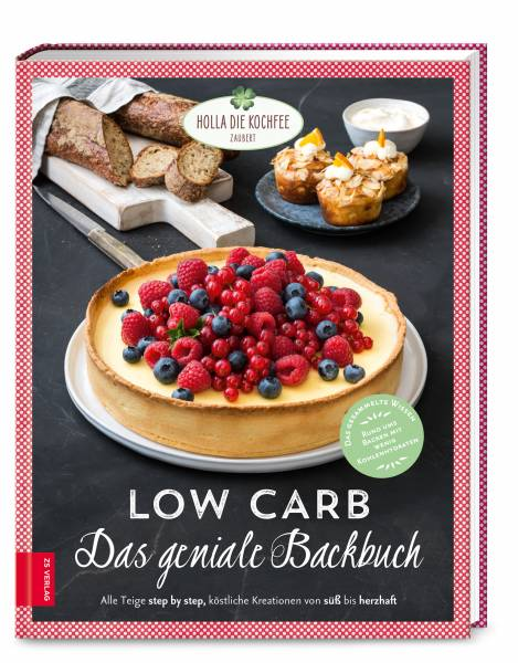 Low Carb - die Backbibel