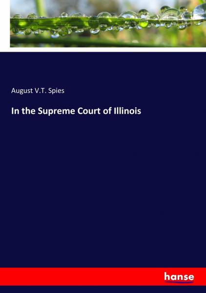 In the Supreme Court of Illinois