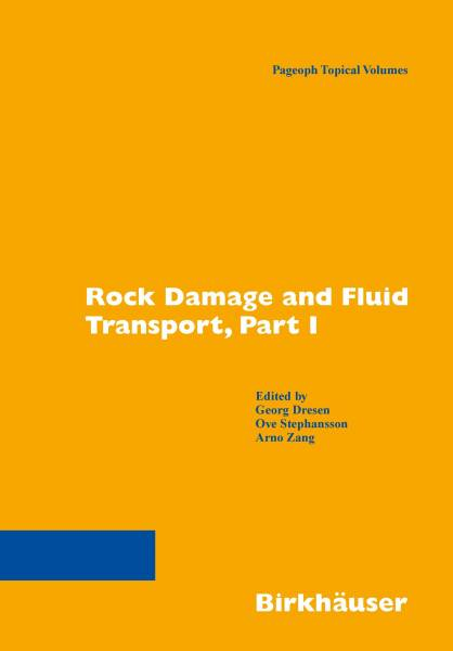 Rock Damage and Fluid Transport Part I