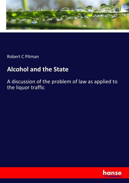 Alcohol and the State