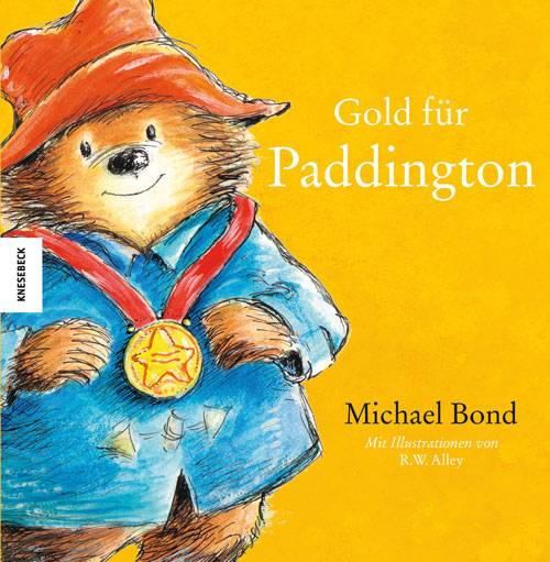 Gold für Paddington