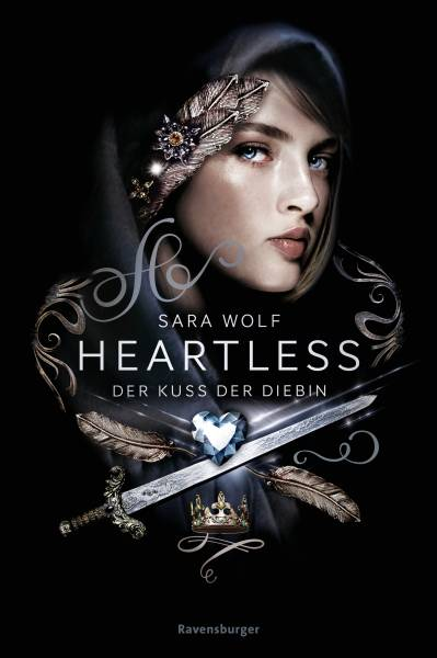 Heartless, Band 1: Der Kuss der Diebin (Heartless, 1)