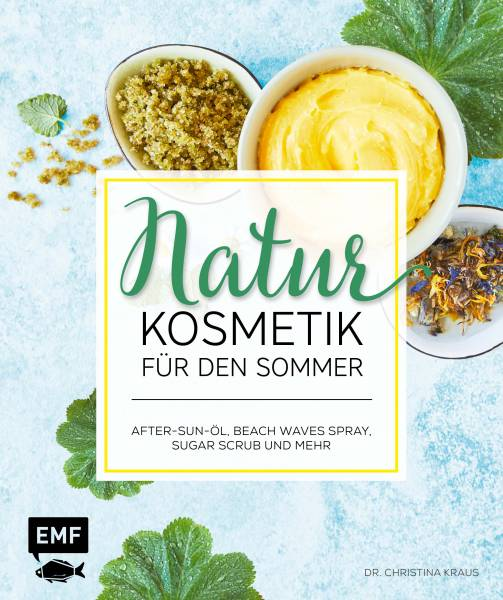 Naturkosmetik für den Sommer - After-Sun-Öl, Beach Waves Spray, Sugar Scrub und mehr