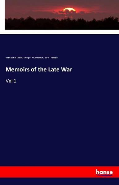 Memoirs of the Late War