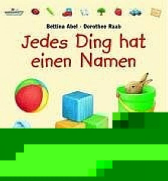 Jedes Ding hat einen Namen (Popular Fiction)