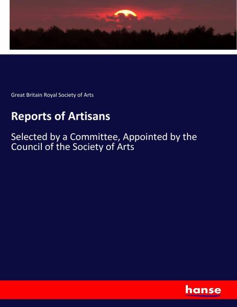 Reports of Artisans