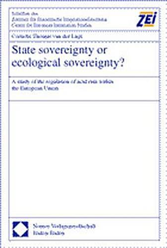 State sovereignty or ecological sovereignty?