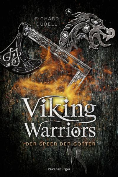 Viking Warriors, Band 1: Der Speer der Götter - RTB - Viking Warriors