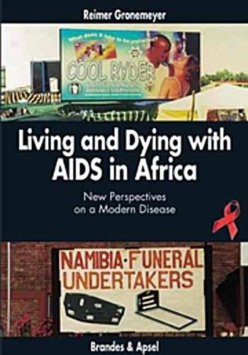 Living and Dying with AIDS in Africa zahlr. Fotos