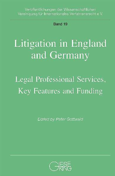 Litigation in England and Germany