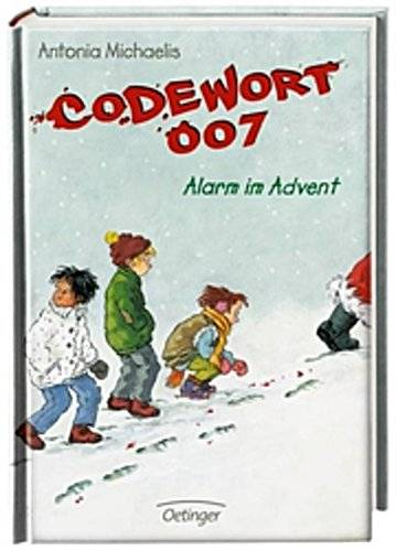 Codewort 007 - Alarm im Advent   ; Ill. v. Swoboda, Annette; Deutsch;  -