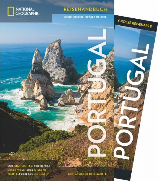 National Geographic Reisehandbuch Portugal