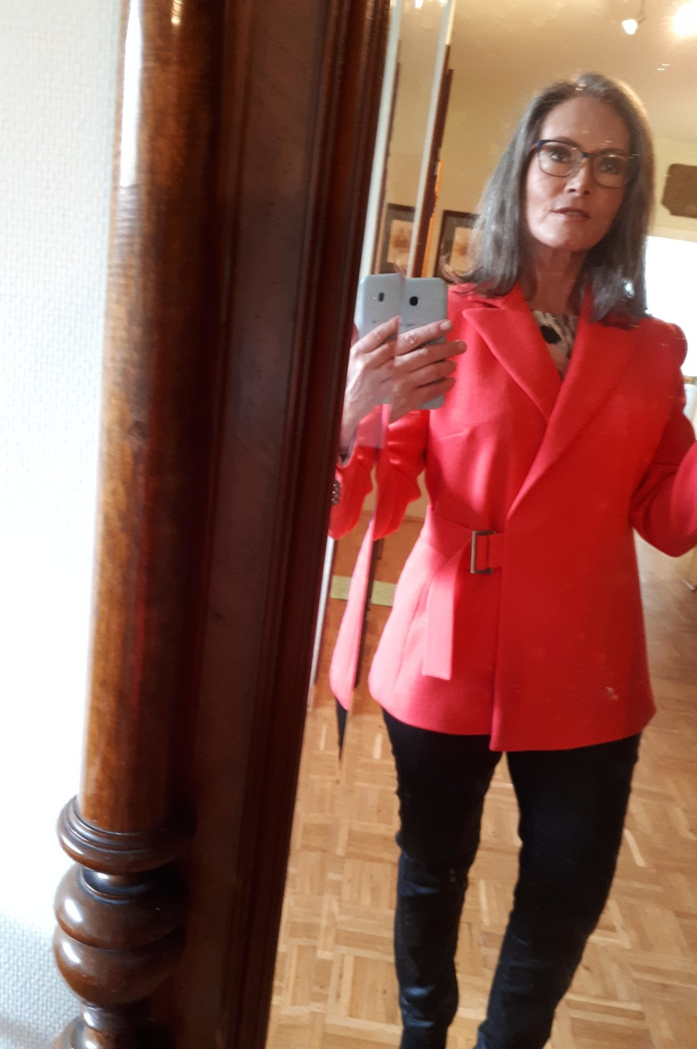 burda style Nutzerkreation marylou Probeblazer mit Inges Methode
