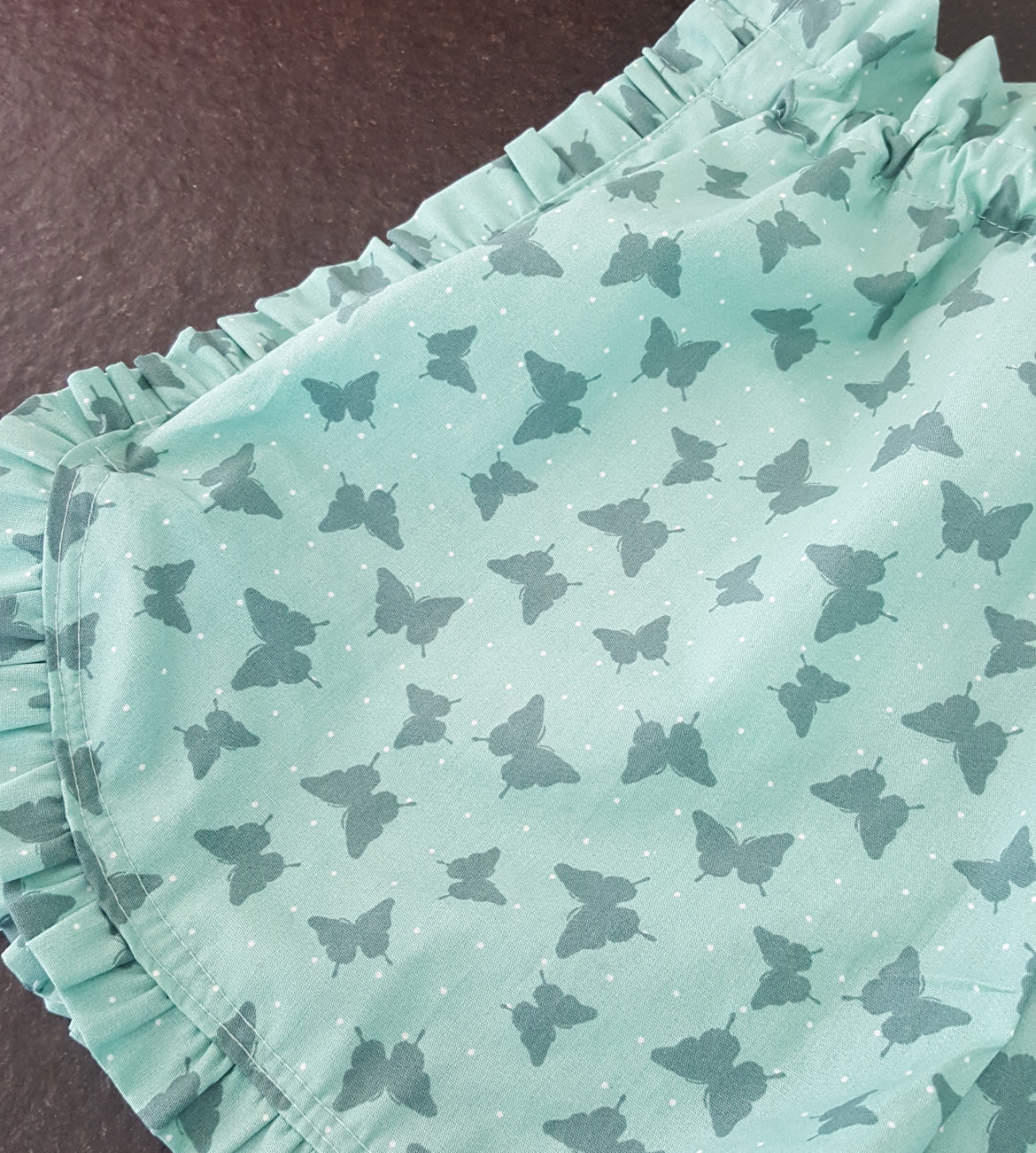 burda style Nutzerkreation Silobbi Schmetterlingsshort