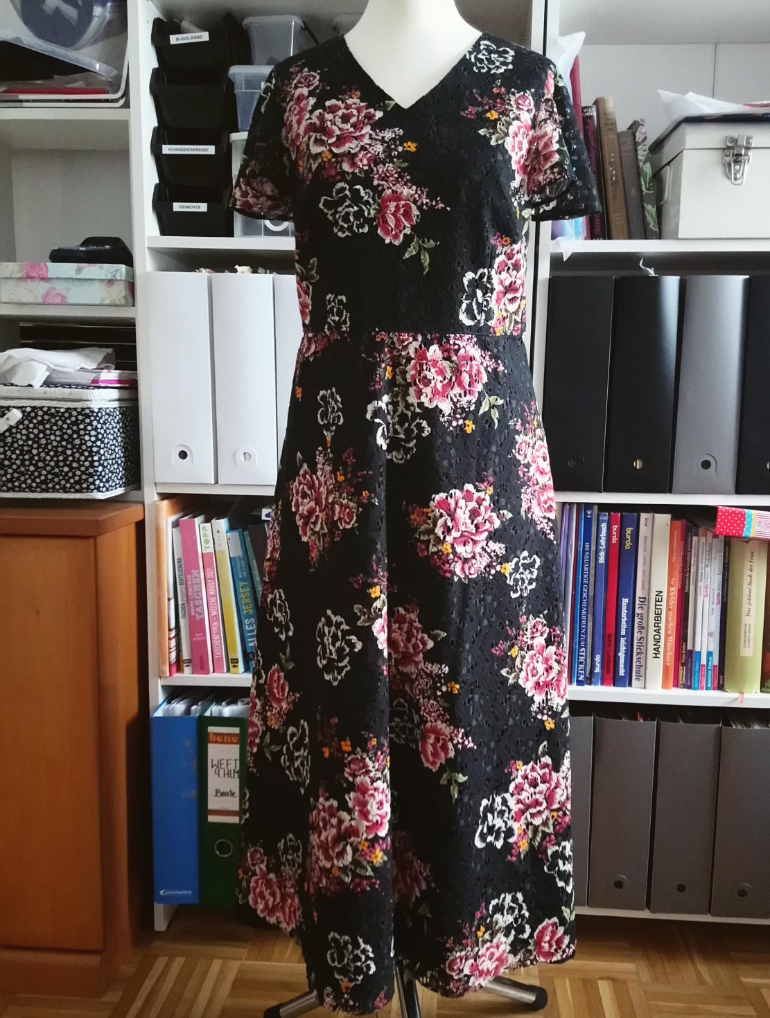 burda style Nutzerkreation beate1236 Kleid Josephine