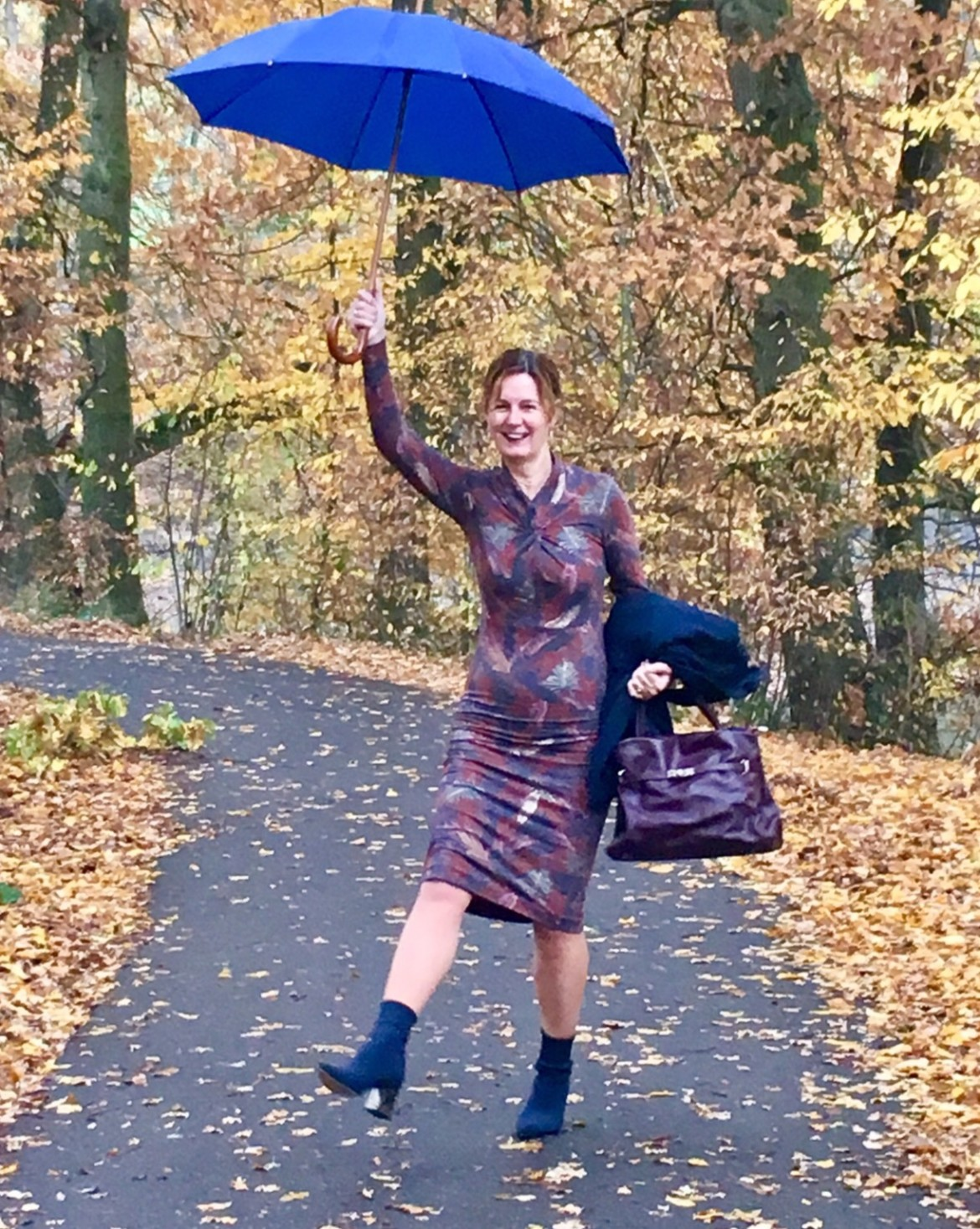 burda style Nutzerkreation mephisto09 Singing in the rain ☔️