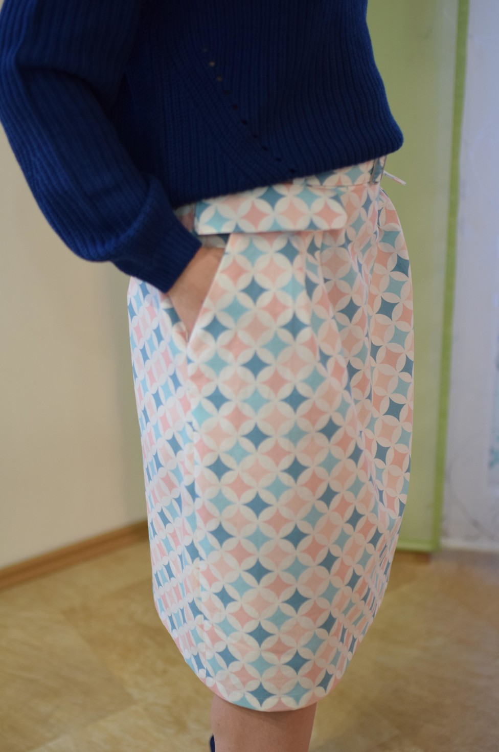 burda style Nutzerkreation ERSO_Design Rock: Retro-Look