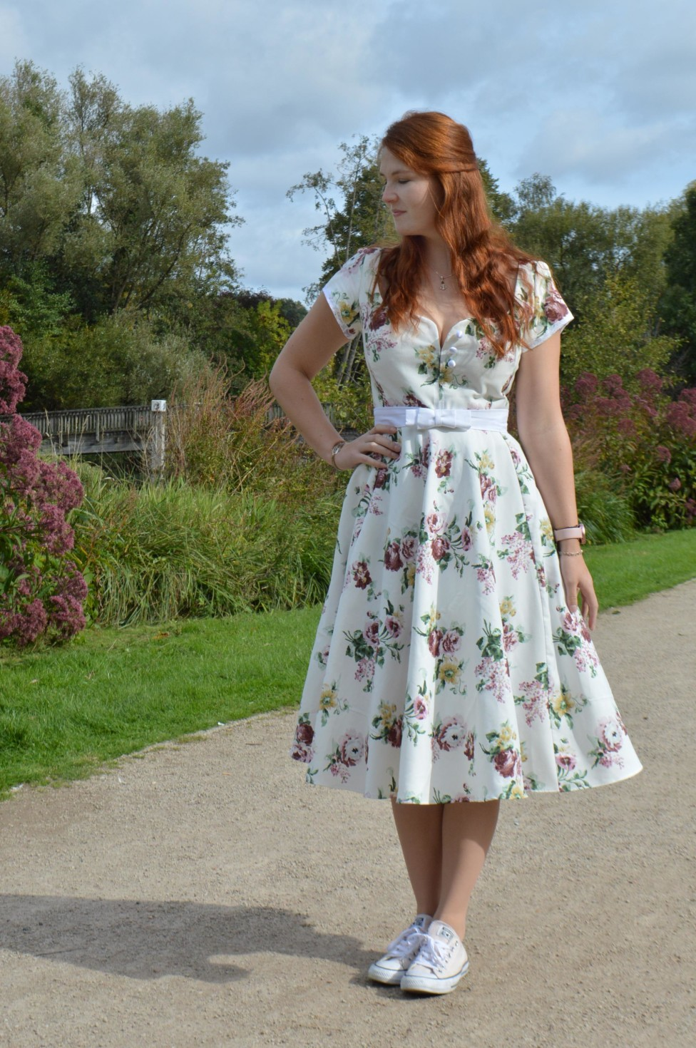 burda style Nutzerkreation InaSophie Dramatic Dresses No 8