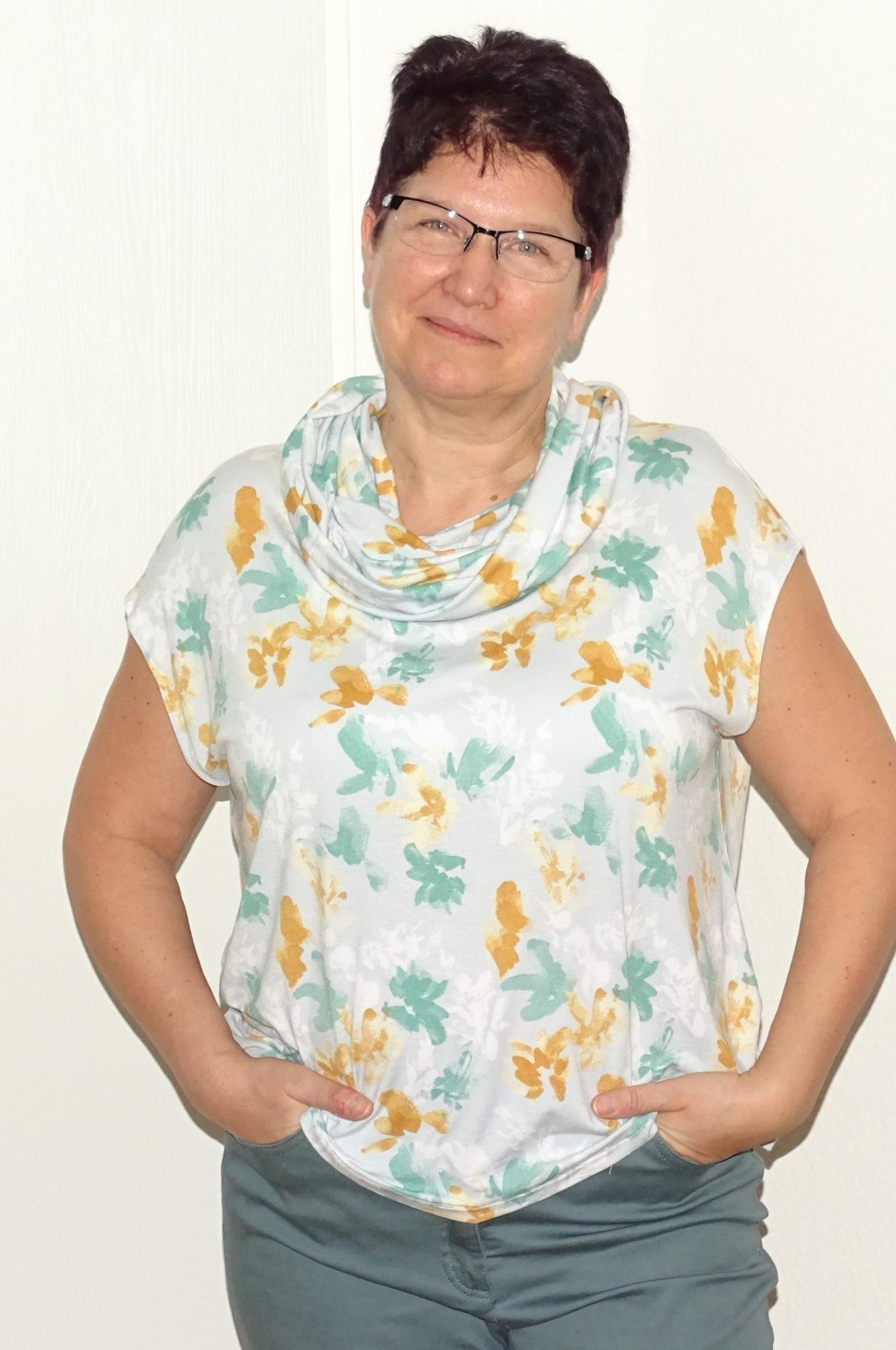 burda style Nutzerkreation Taline Lässiges Shirt