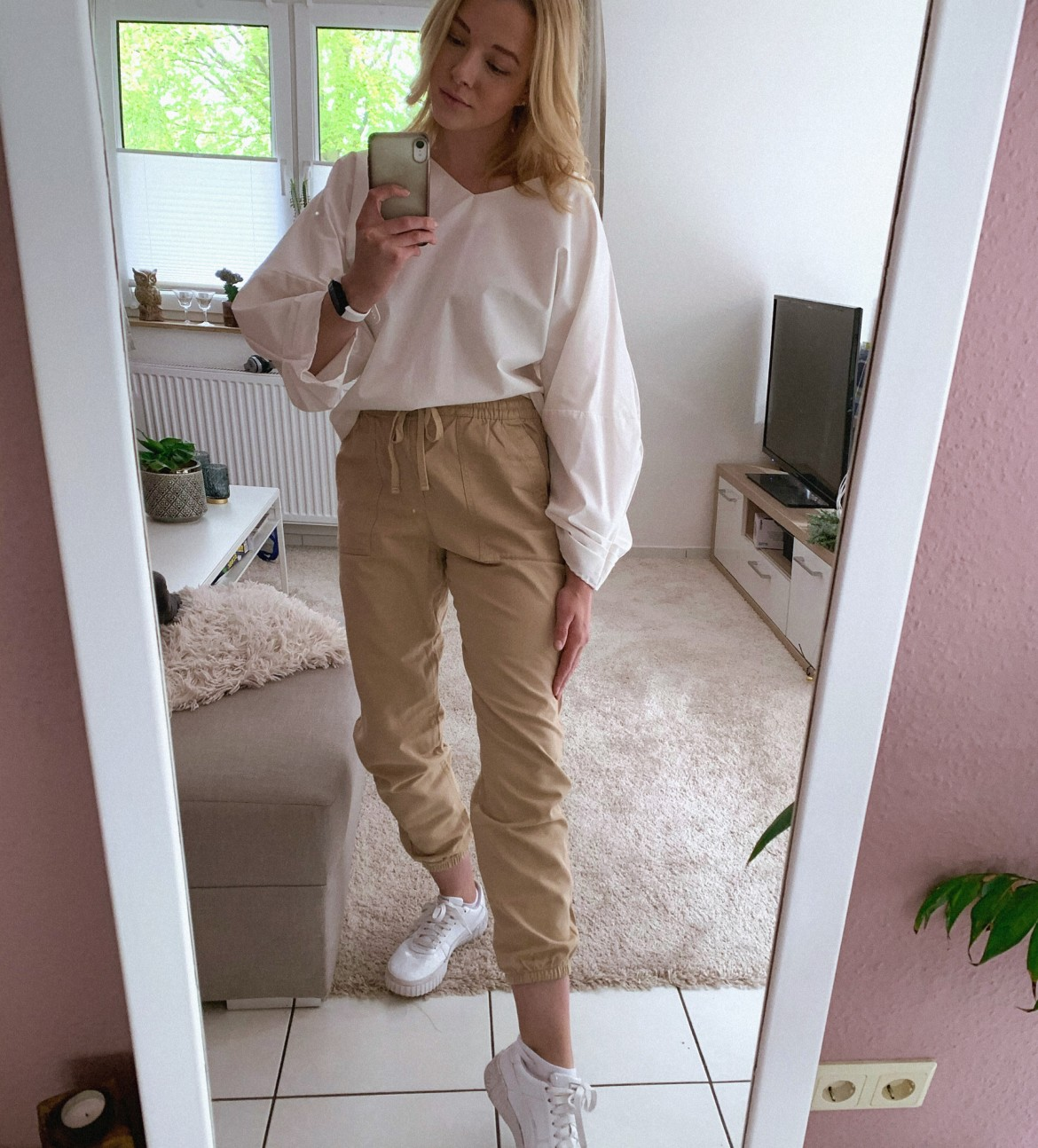 burda style Nutzerkreation Johanna1994 oversized Bluse 🤍
