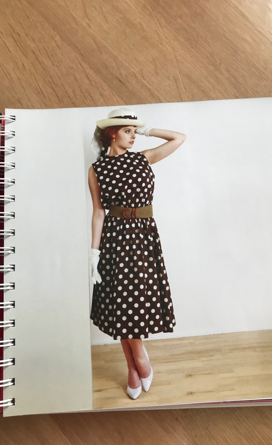 "burda style Nutzerkreation designingrid Meine Interpretation des ""Pretty Woman "" Kleides"