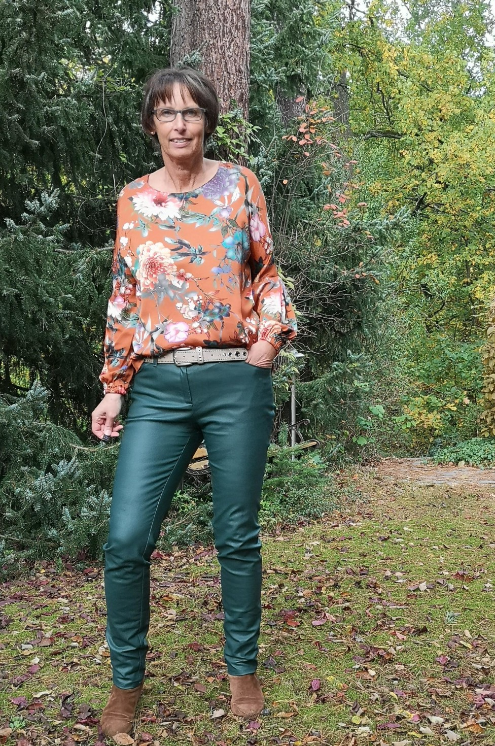 burda style Nutzerkreation Teacher Herbstkollektion