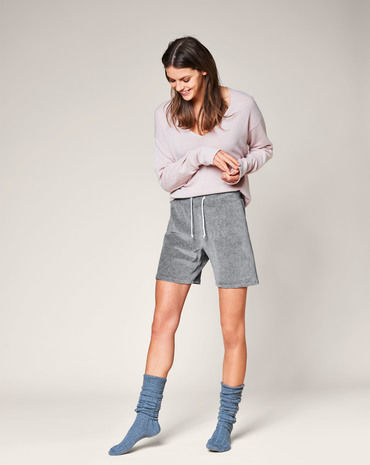 Schnittmuster inkl. Step-by-Step Bermudashorts F/S 2018 #2A - Modefoto