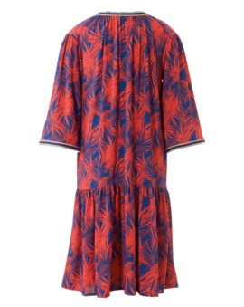 Schnittmuster Tunika-Kleid F/S 2017 #403A