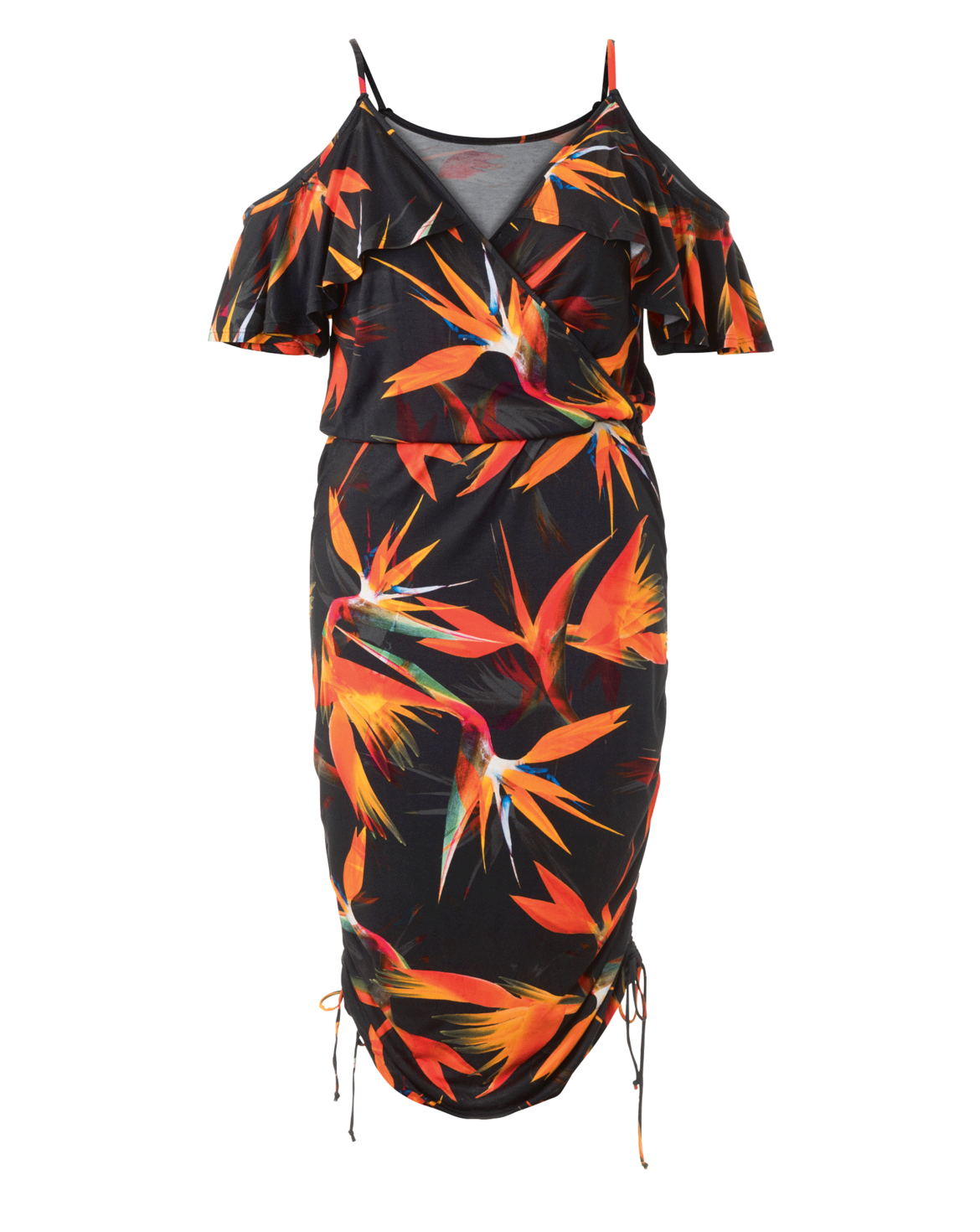 Schnittmuster Jerseykleid F/S 2017 #406A