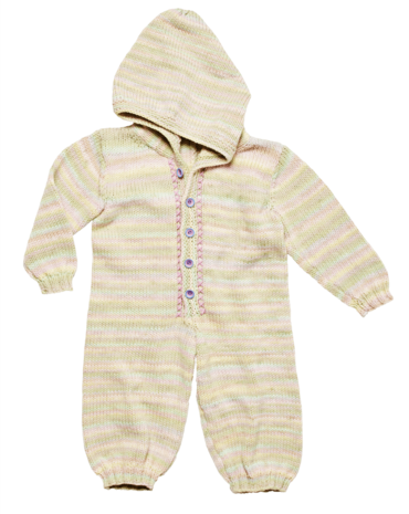 Kinder-Strick-Onsie Stricken 2017 #34 - Produktbild