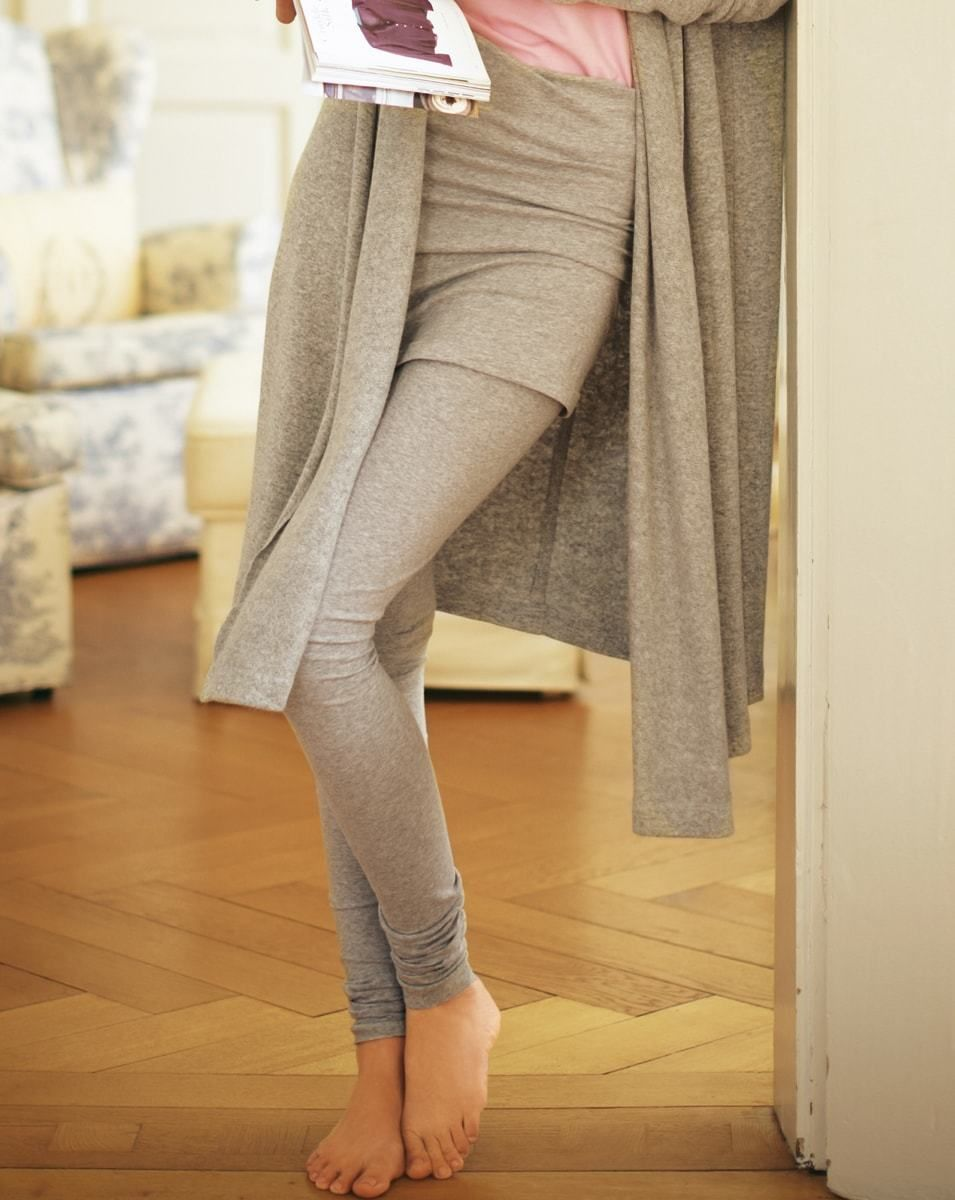 Schnittmuster Leggings mit Rockteil 02/2011 #130A
