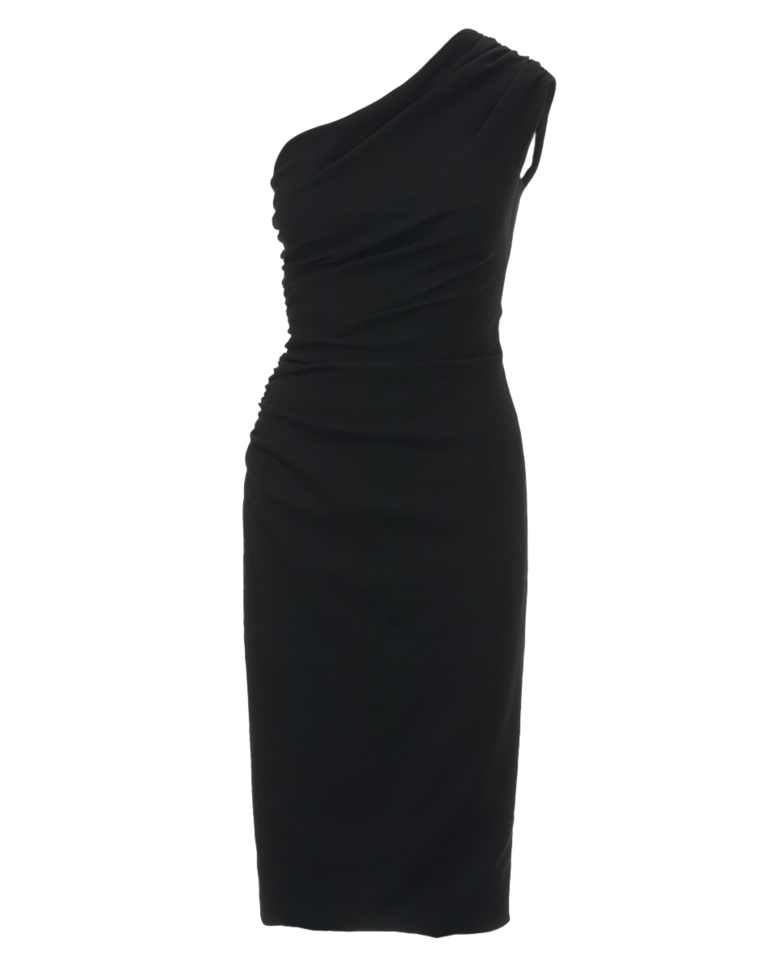 One-Shoulder-Kleid 01/2012 #110B
