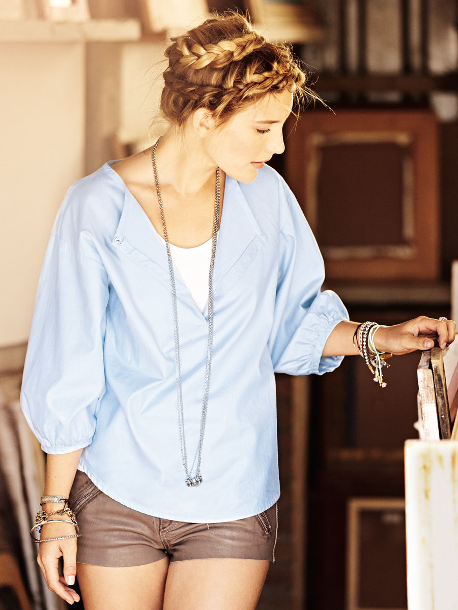 Schnittmuster Bluse 07/2012 #114