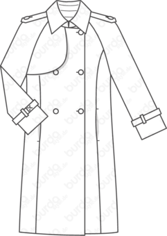 Wolltrench - Trenchcoat 09/2012 #103