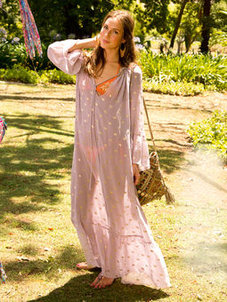 Maxikleid - Hippie-Look 07/2013 #124