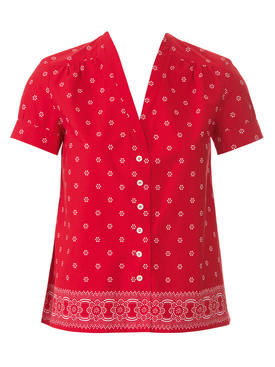 Schnittmuster Bluse 05/2014 #131B