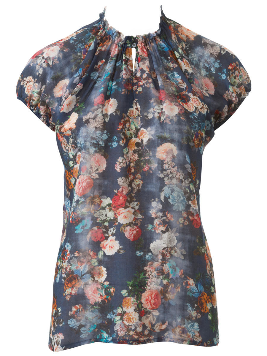 Schnittmuster Bluse 09/2014 #103A