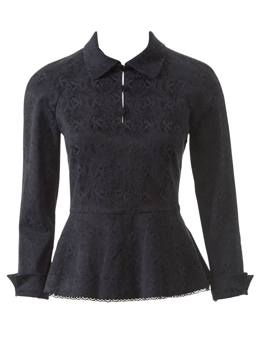 Schnittmuster Bluse 09/2014 #110